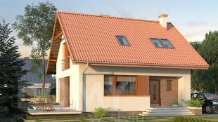 Projekty nowoczesnych domów