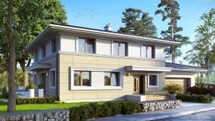 dom energooszczędny projekt